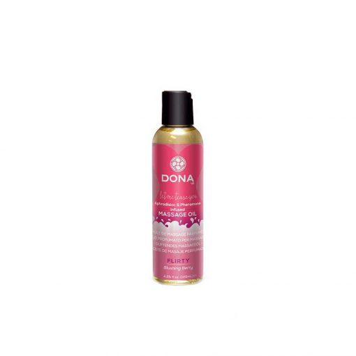 dona massage oil flirty
