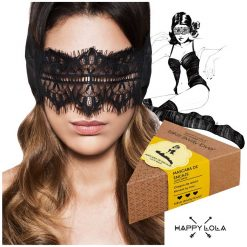 Happy Lola Lace Mask