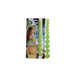 gröna analkulor