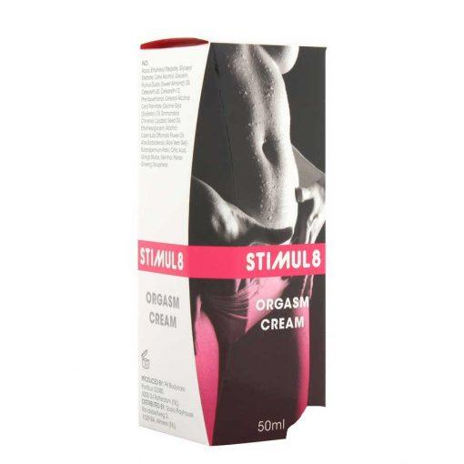 Stimul8 orgasm cream billigt