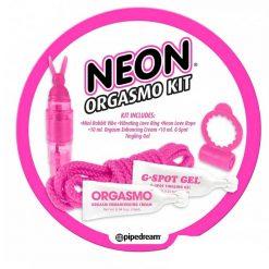 Neon Luv Neon Orgasmo Kit