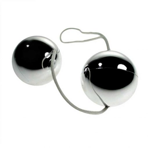 Silver Touch Love balls