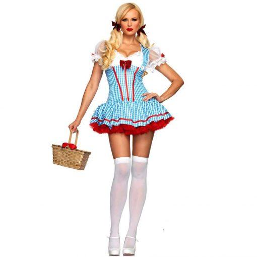 Leg Avenue Diva Dorothy Costume