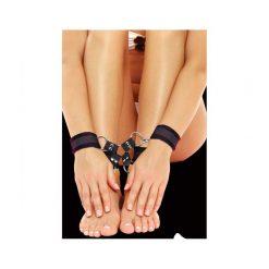 Velcro Hand & leg cuffs