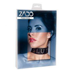 Zado leather Collar Slut