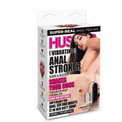 Hustler, Vibrating - Anal Stroker, Sasha Grey