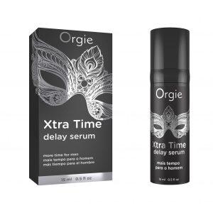 Orgie Xtra Time Delay Serum