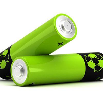 Batterier & tillbehör