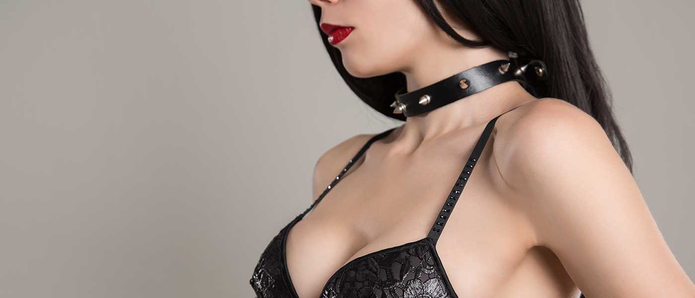 Choker & Halsband på sexleksaker365.se